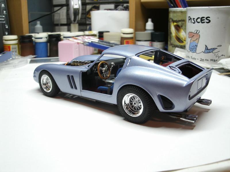 Ferrari 250 GTO (Revell) - Page 3 03410