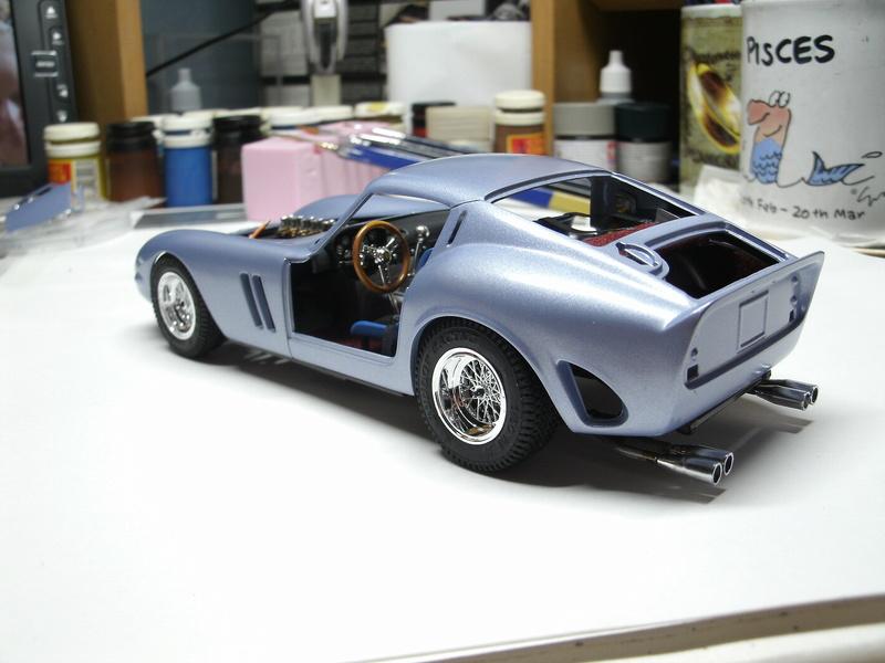 Ferrari 250 GTO (Revell) - Page 3 03610