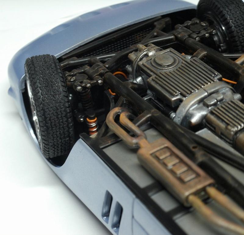 Ferrari 250 GTO (Revell) - Page 4 04110