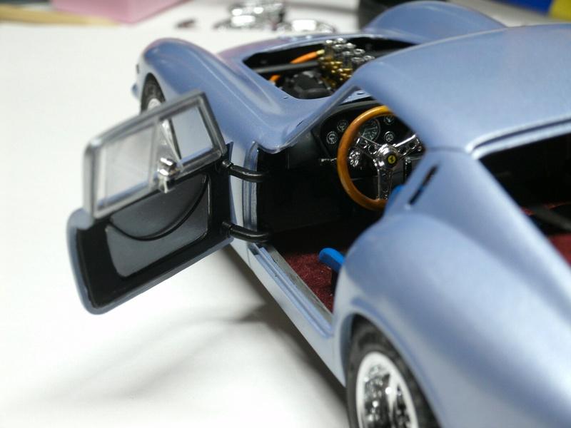 Ferrari 250 GTO (Revell) - Page 4 04410
