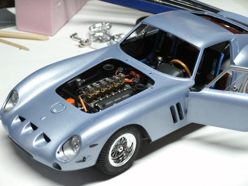 Ferrari 250 GTO (Revell) - Page 4 04510