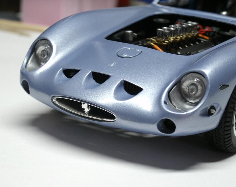 Ferrari 250 GTO (Revell) - Page 4 04710
