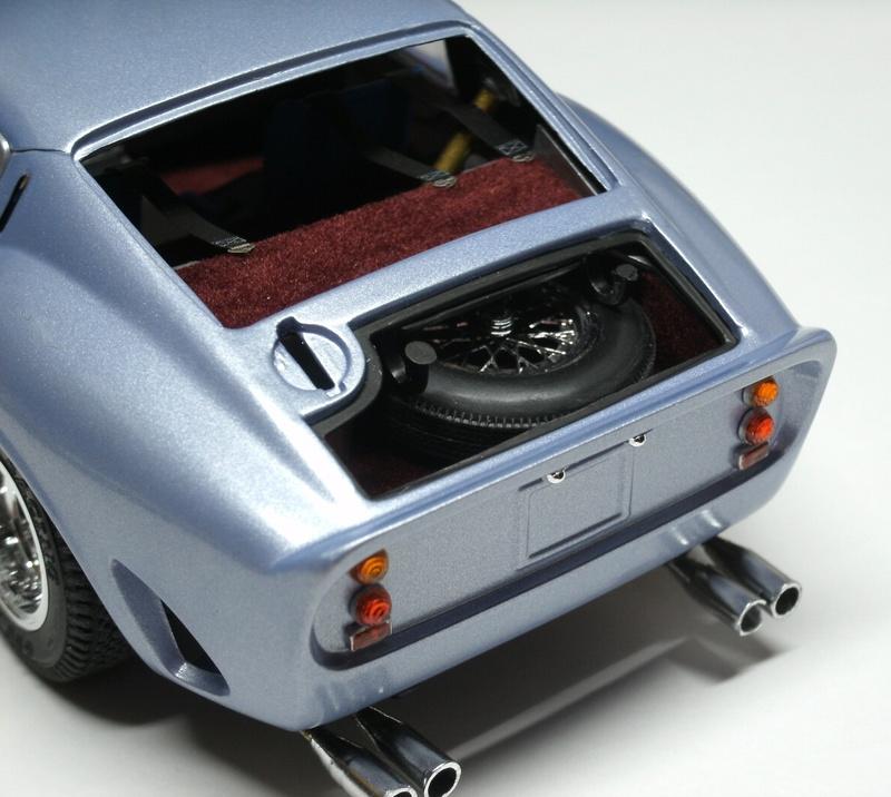 Ferrari 250 GTO (Revell) - Page 4 04910