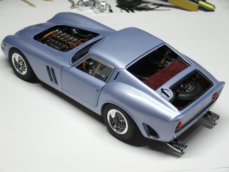 Ferrari 250 GTO (Revell) - Page 4 05410