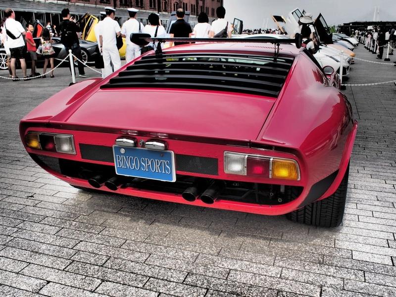 1975 Lamborghini Jota (Hasegawa) - Page 3 P410