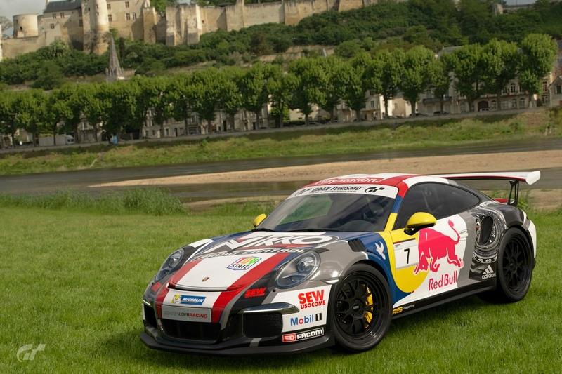 """[22/03] Endurance """"911 GT3 RS"""" Gts_ca21"""