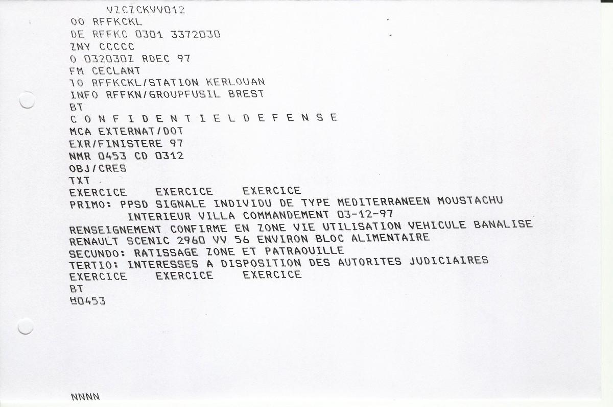 [ Les traditions dans la Marine ] Les plaisanteries et canulars dans la marine. - Page 9 1997_p10