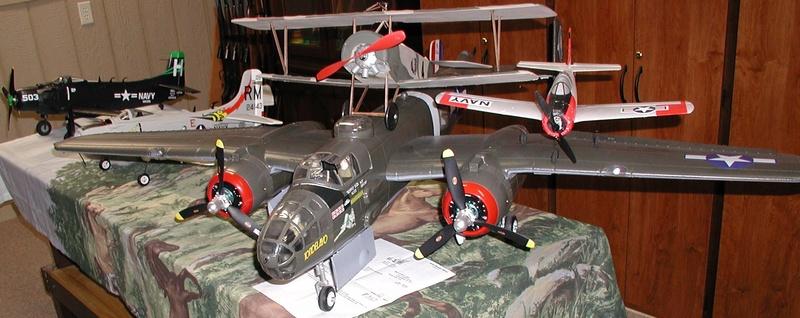 My Cox Corsair  B-25_e11