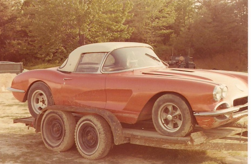1965 Mustang - Starting all over again Corvet10