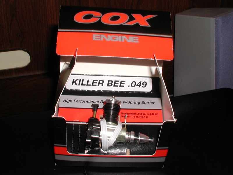 Killer Bees, They Look Legit to Me Cox_ki10