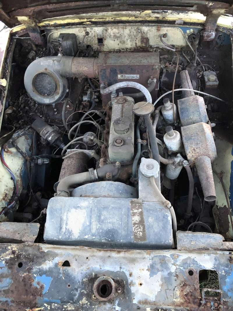 Off topic - Another trashed MG - Seriously? Image110