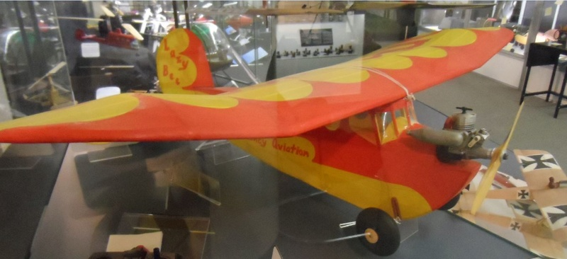 Yet Another Impromptu Run to the National Model Aviation Museum in Muncie, Indiana  Lazy_b10