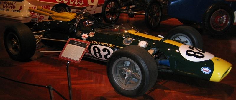 Dan Gurney Eagle Lotus310