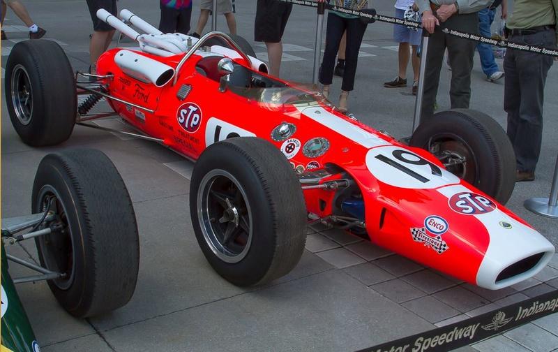 Testors Indy Style Car Lotus_12