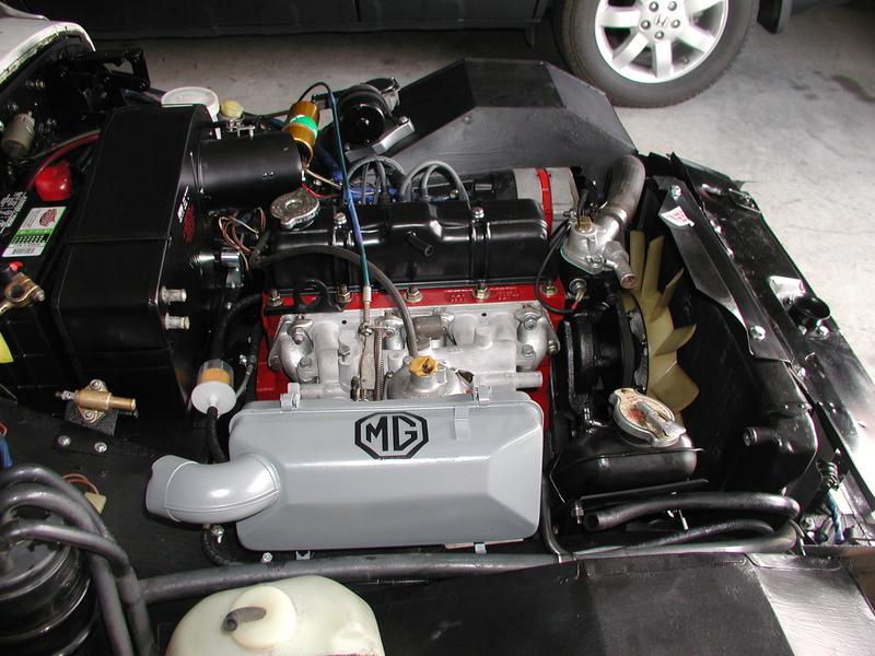 Amazing....The MG Midget...it runs Midget11