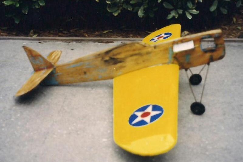 1960 Scientific P-40 Profile kit P-40_111