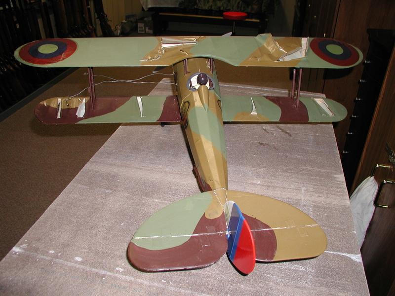 "Sig ""Aerokote-Lite"" Covering Planes11"