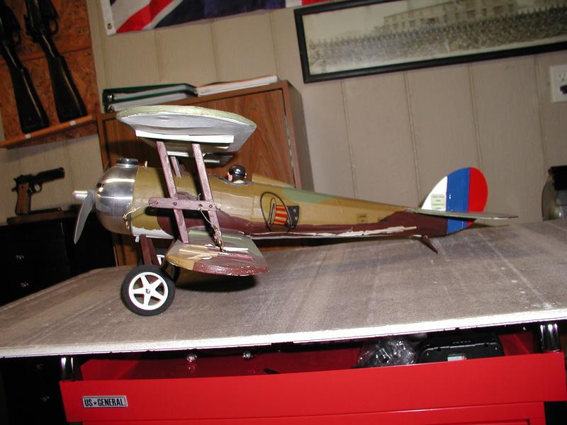"Sig ""Aerokote-Lite"" Covering Planes12"