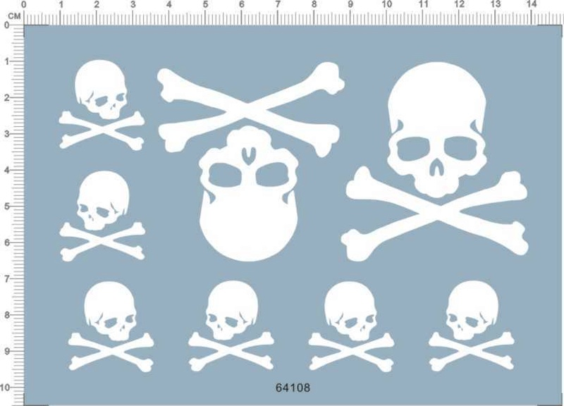 My Cox Corsair  Skull10
