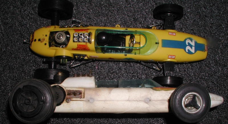 Testors Indy Style Car Testor14