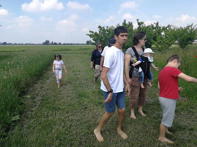 Celebrazione della Madre Terra nella fattoria di Damiano! Cammin12