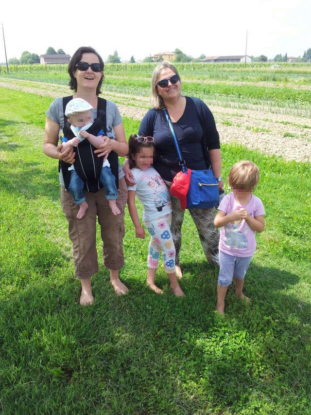 Celebrazione della Madre Terra nella fattoria di Damiano! Mamme11