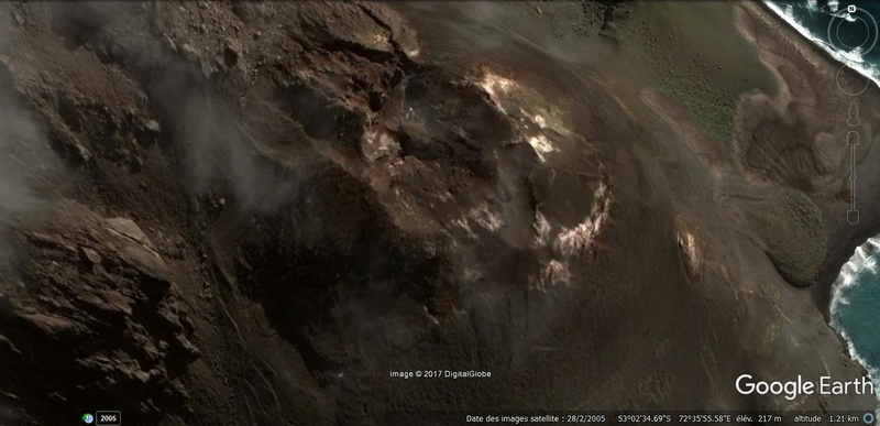 Activation des reliefs sur Google Earth - Page 2 149