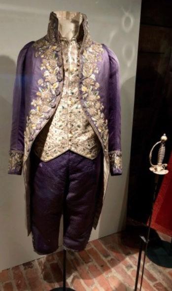Expo sur Fersen et Marie-Antoinette - Palais royal Stockholm Captu140