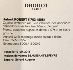 A l'ombre des frondaisons d'Arcueil, Paris, Louvre, 2016 Captu185