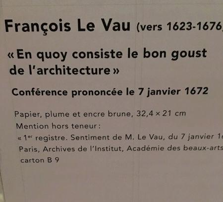 Dessiner pour bâtir,  le métier d'architecte au XVIIe siècle Captu186