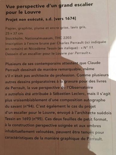 Dessiner pour bâtir,  le métier d'architecte au XVIIe siècle Captu188