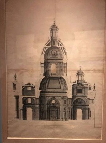 Dessiner pour bâtir,  le métier d'architecte au XVIIe siècle Captu193