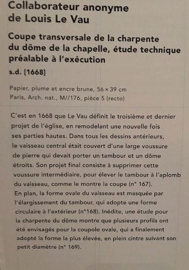Dessiner pour bâtir,  le métier d'architecte au XVIIe siècle Captu194