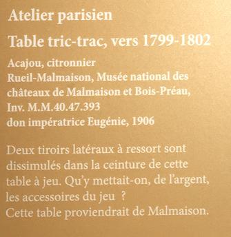 Rueil-Malmaison : Meubles à secrets, secrets de meubles Captu312