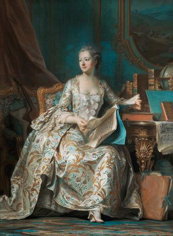 Exposition Pastels des XVII et XVIIIe siècles Louvre 2018 Captu323