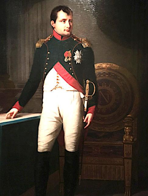 """Paris. Musée de L'Armée : Exposition """"Napoléon stratège"""" Captu411"""