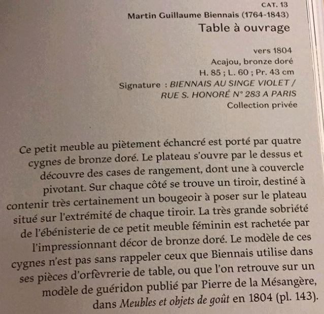 Rueil-Malmaison : Meubles à secrets, secrets de meubles Captu446