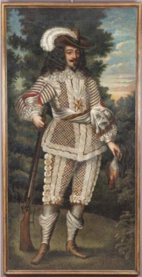 Expo. Blois : Gaston d'Orléans, prince rebelle & mécène Captur18
