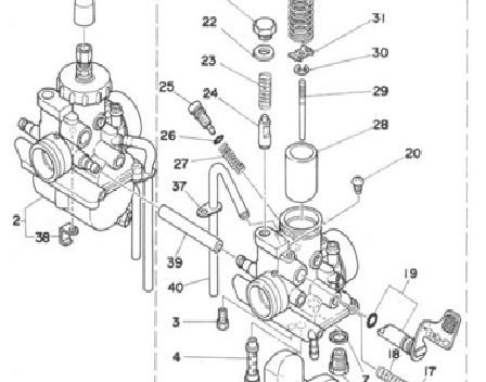 Carburation  RD 200 - Page 4 Carbu110