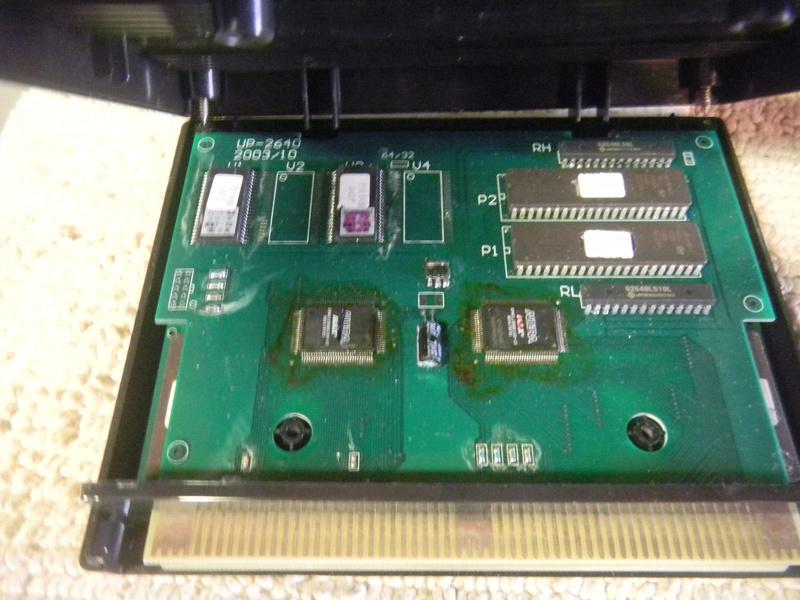 KOF 2003 MVS  Boot? S-l16010