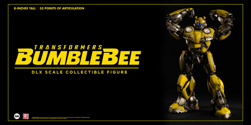 Transformers Bumblebee DLX and Premium Scale Collectible Figures  Bbb_dl10