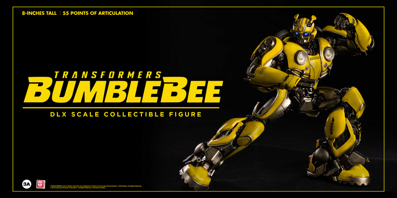 Transformers Bumblebee DLX and Premium Scale Collectible Figures  Bbb_dl11