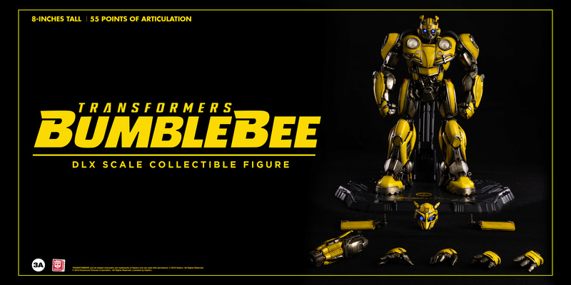 Transformers Bumblebee DLX and Premium Scale Collectible Figures  Bbb_dl12