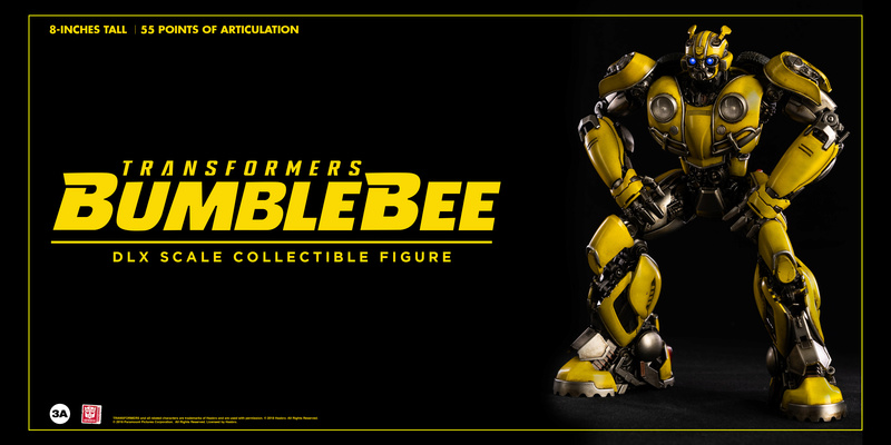Transformers Bumblebee DLX and Premium Scale Collectible Figures  Bbb_dl13