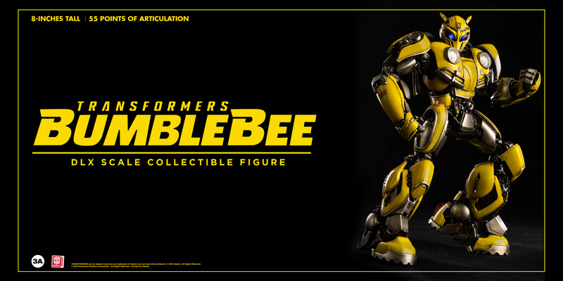 Transformers Bumblebee DLX and Premium Scale Collectible Figures  Bbb_dl14