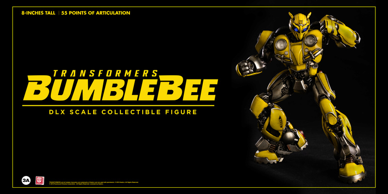 Transformers Bumblebee DLX and Premium Scale Collectible Figures  Bbb_dl15