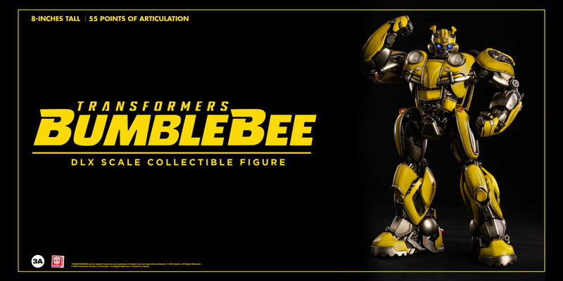 Transformers Bumblebee DLX and Premium Scale Collectible Figures  Bbb_dl16