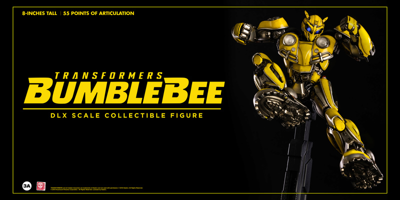 Transformers Bumblebee DLX and Premium Scale Collectible Figures  Bbb_dl17