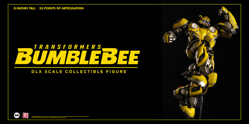 Transformers Bumblebee DLX and Premium Scale Collectible Figures  Bbb_dl18