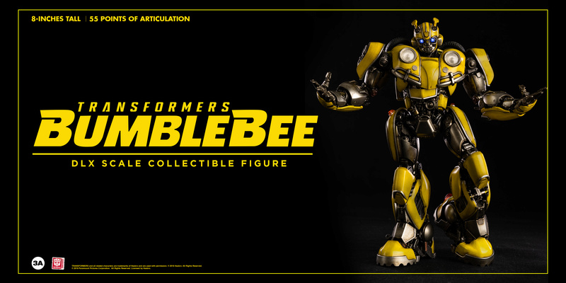 Transformers Bumblebee DLX and Premium Scale Collectible Figures  Bbb_dl19